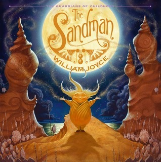 Book Review: William Joyce's The Sandman