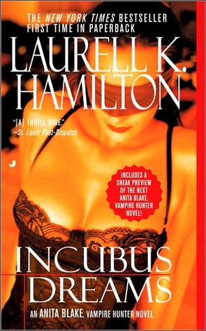 Book Review: Laurell K. Hamilton's Incubus Dreams