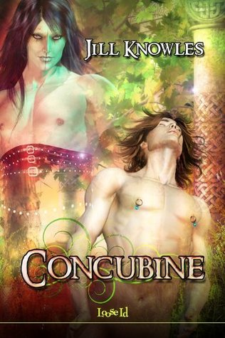 Concubine Book Cover