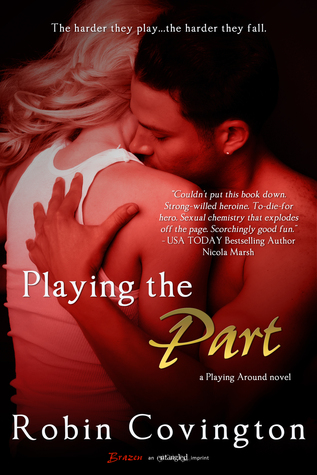 {Review} Playing the Part by Robin Covington