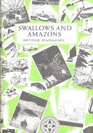 Swallows and Amazons cover (Goodreads)