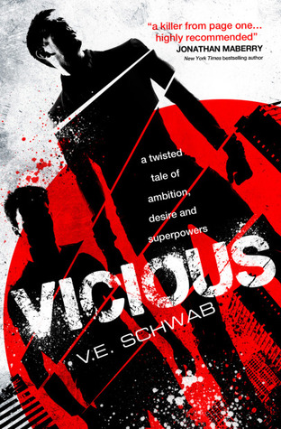 Vicious by V.E. Schwab | reading, books