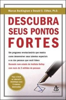 Descubra seus Pontos Fortes Book Cover