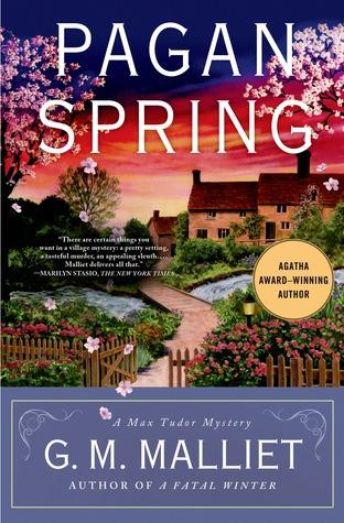 Pagan Spring (A Max Tudor Mystery, #3)