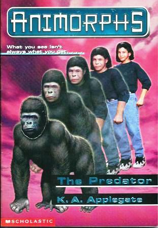 The Predator (Animorphs, #5)
