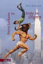 Percy Jackson in: Diebe im Olymp (Percy Jackson, #1)