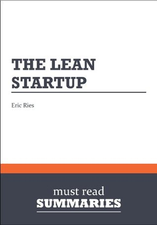 LEAN STARTUP THE