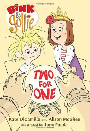 Two for One (Bink & Gollie, #2)
