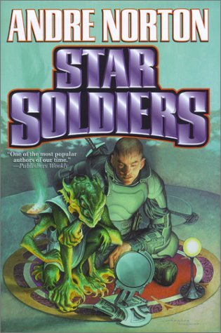 Star Soldiers (Central Control #1 & 2) - Andre Norton