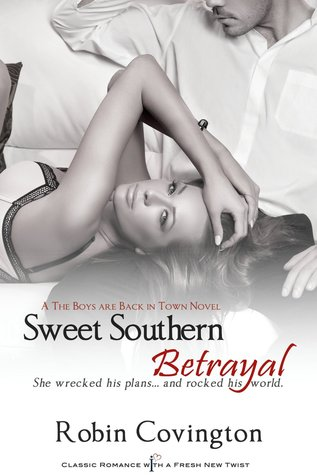 {Review} Sweet Southern Betrayal by Robin Covington
