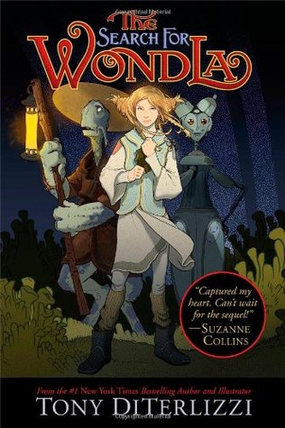 The Search for WondLa (The Search for WondLa, #1)
