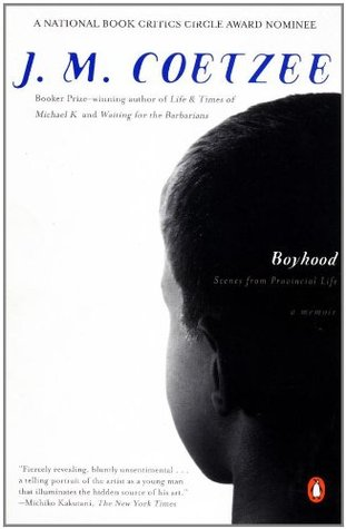 essay on boyhood by j.m. coetzee Literary essay on disgrace by j m coetzee include an introduction with a clear thesis statement, body paragraphs, and a conclusion use at least three quotes from the book.