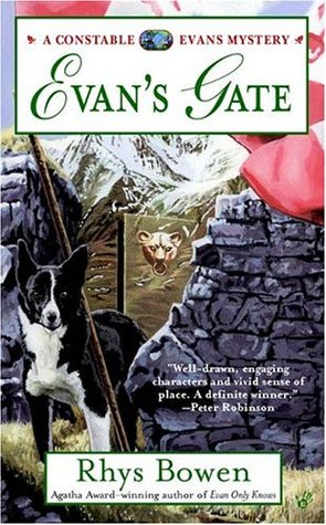 Book Review: Rhys Bowen's Evan's Gate