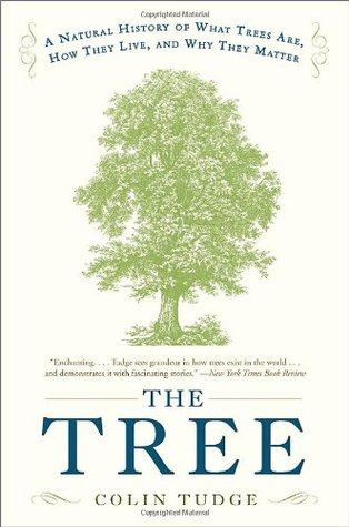 A Natural History of What Trees Are, How They Live & Why They Matter - Colin Tudge