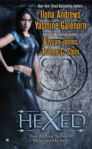 Book Review: Ilona Andrews' Hexed
