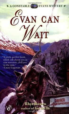 Book Review: Rhys Bowen's Evan Can Wait