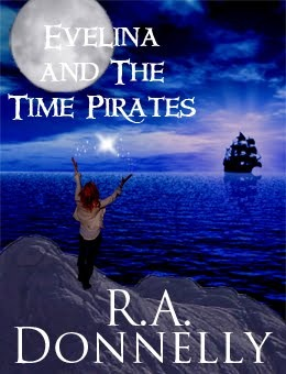 Evelina and the Time Pirates by R.A. Donnelly