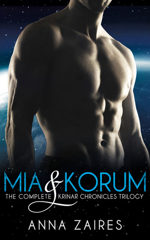 Mia and Korum Book Cover