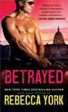 Betrayed (Rockfort Security, #2)