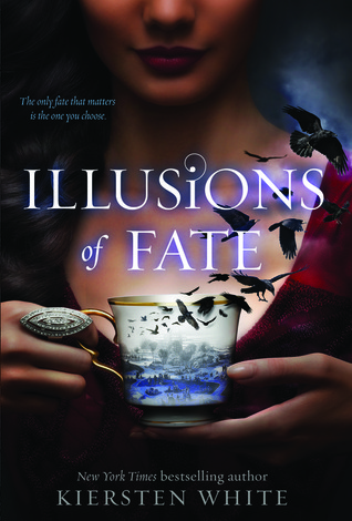 Illusions of Fate by Kiersten White thumbnail