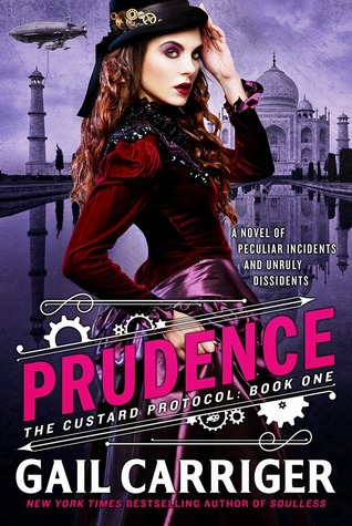 Prudence by Gail Carriger thumbnail