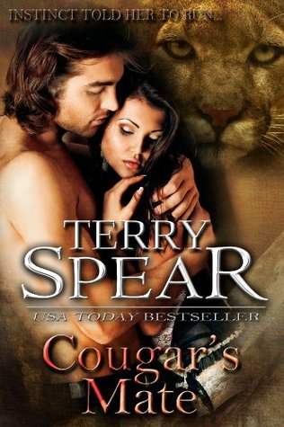 Cougar's Mate (Heart Of The Cougar, #1) by Terry Spear