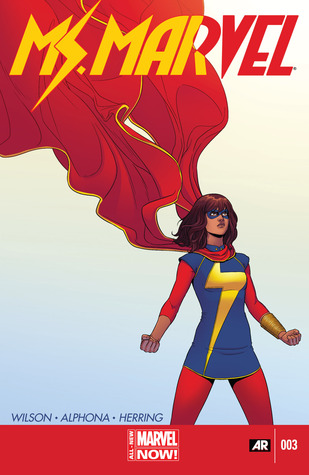 Ms. Marvel, #3: Side Entrance