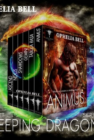 Sleeping Dragons Omnibus by Ophelia Bell