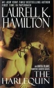 Book Review: Laurell K. Hamilton's The Harlequin
