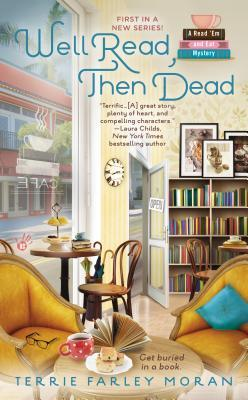 Well Read, Then Dead (A Read 'Em and Eat Mystery #1)