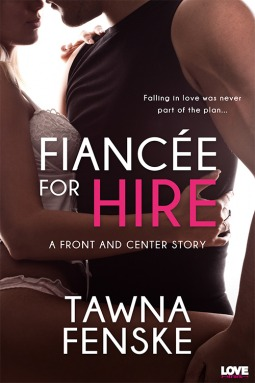 {Review} Fiancée for Hire by Tawna Fenske