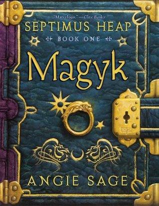 Magyk (Septimus Heap, #1)