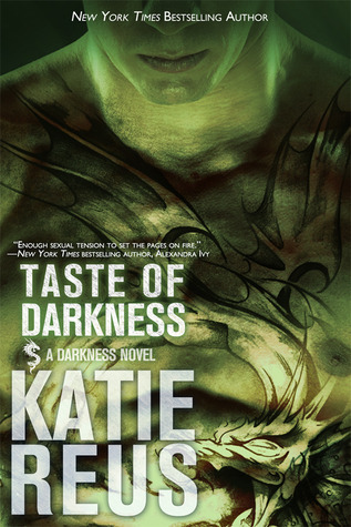 Taste of Darkness Book Cover