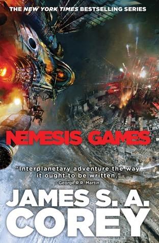 Nemesis Games (Expanse, #5)
