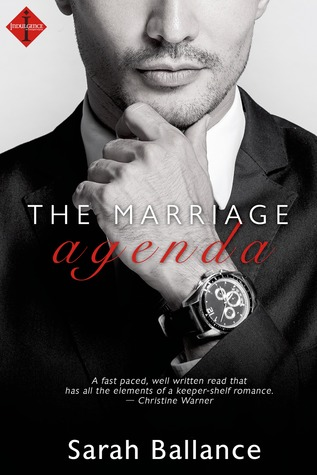 {Review} The Marriage Agenda by Sarah Ballance