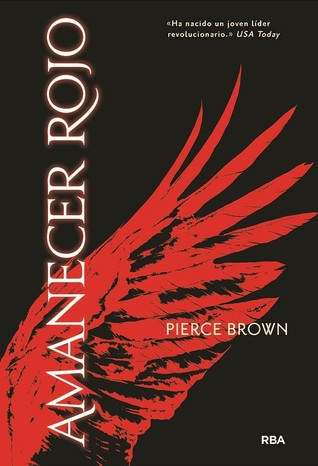 Amanecer rojo 1, Pierce Brown