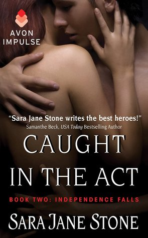 Tour/Review: Caught in the Act by Sara Jane Stone