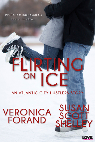 {Review} Flirting on Ice by Veronica Forand and Susan Scott Shelley