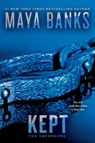 Kept (The Enforcers, #3)