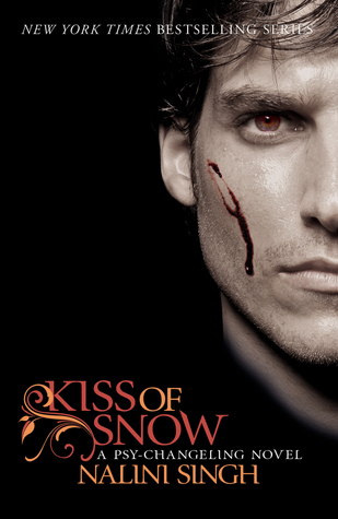 Kiss of Snow Book Cover