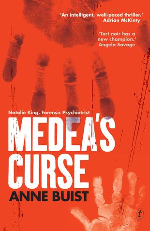 Medea's Curse (Natalie King, Forensic Psychiatrist, #1)