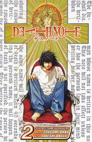 Death Note, Vol. 2: Confluence (Death Note, #2) by Tsugumi ...