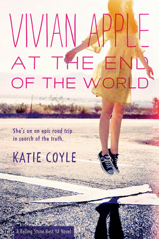 Vivian Apple at the End of the World (Vivian Apple, #1)
