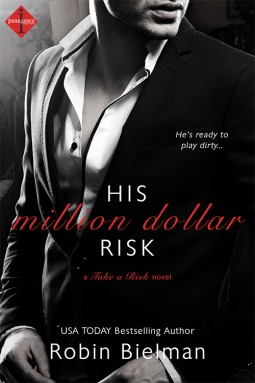 {Review} His Million Dollar Risk by Robin Bielman