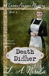 Death at Dinner (Cassie Pengear Mysteries, #2)
