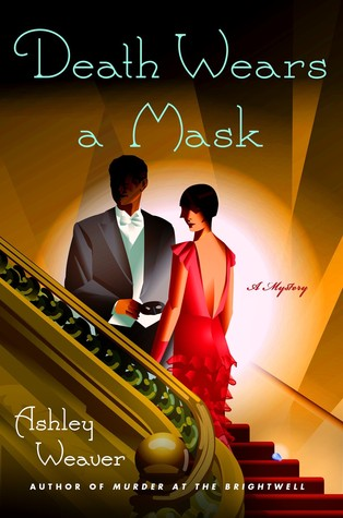 Death Wears a Mask (Amory Ames Mystery, #2)