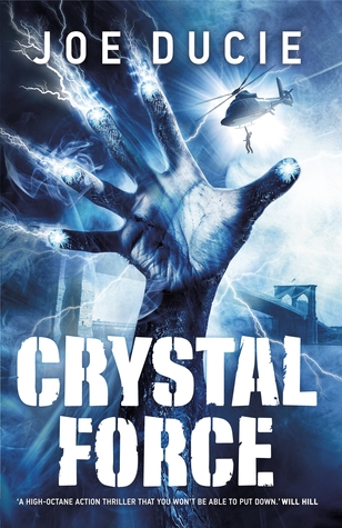 Crystal Force (The Rig, #2)