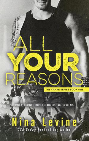 Resultado de imagen de Crave #1: All Your Reasons (Nina Levine)