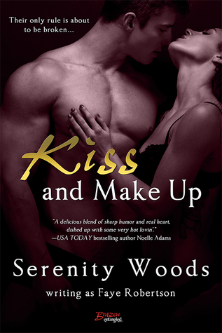{Review} Kiss and Make Up by Faye Robertson