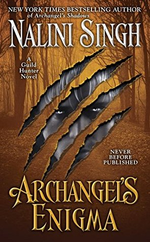 Archangel's Enigma (Guild Hunter, #8)